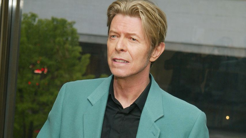 David Bowie beim Tribute to Susan Sarandon in New York 2003
