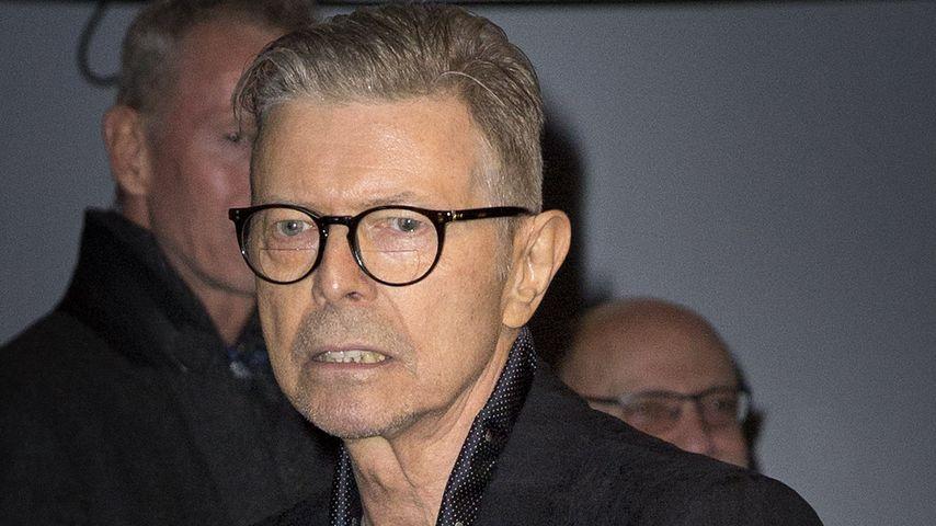 Heimlich! David Bowie (✝69) wurde schon eingeäschert