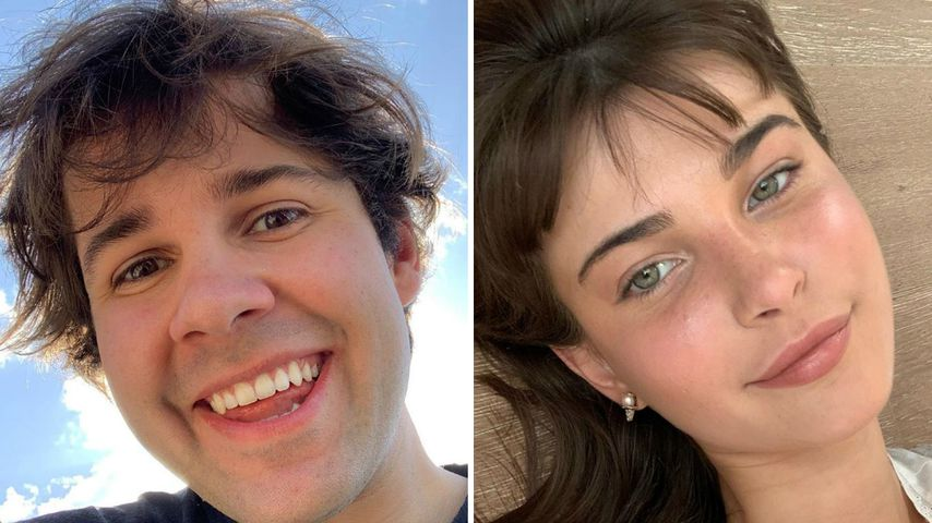 Ist das etwa die neue Freundin von YouTuber David Dobrik?