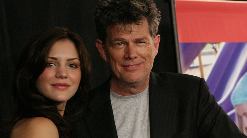 Katharine McPhee und David Foster im Juni 2006 in Los Angeles