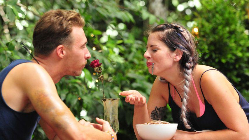 Jenny Frankhauser: Insta-Post an David am Valentinstag!