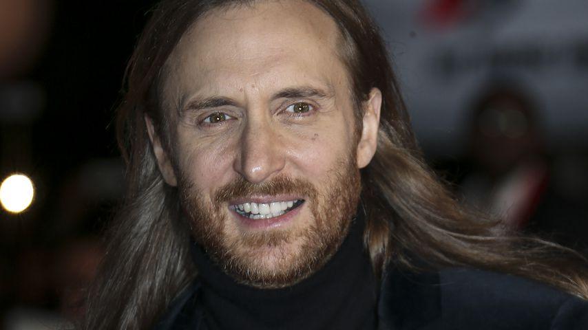 David Guetta in Cannes