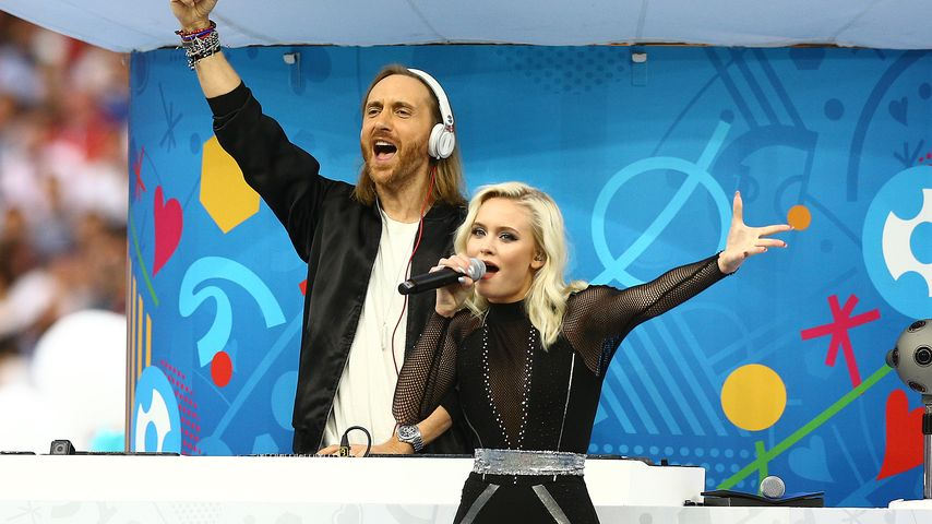 "EM-Hit-Sängerin Zara Larsson: ""David Guetta hat gezittert!"""