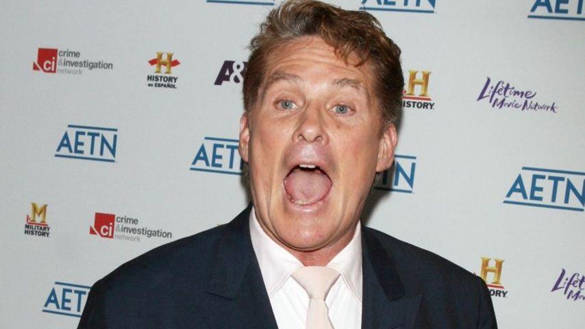 "David Hasselhoff: ""Sharknado 3 wird so schlecht!"""
