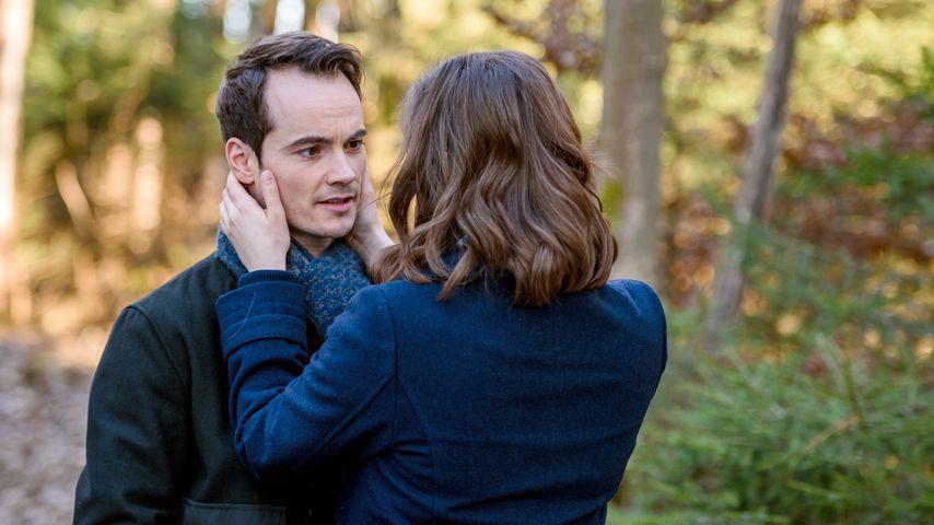 """""""Sturm der Liebe"""": Kehrt David zurück und heiratet Tina?"""