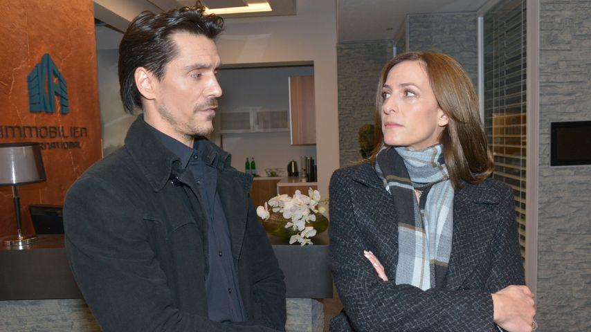 Philipp Christopher und Ulrike Frank