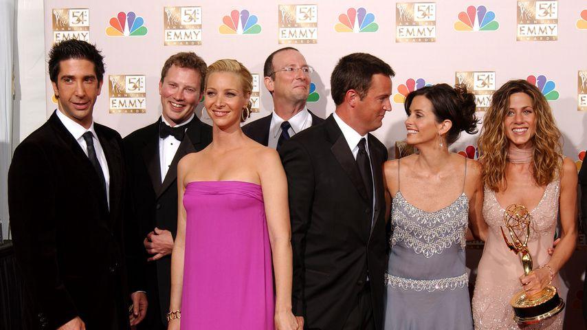 """""""Friends""""-Stars überraschen mit Mini-Reunion bei den Emmys!"""