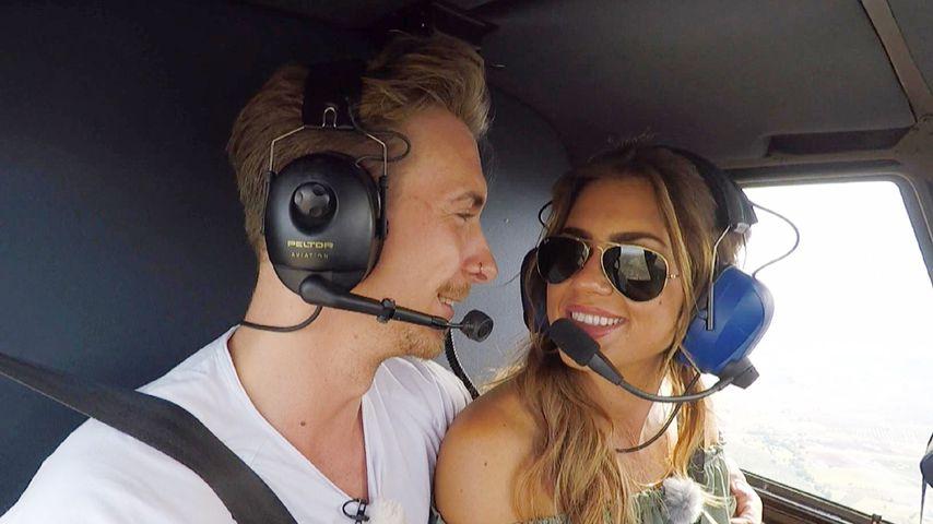 Happy Bachelorette-Paar: So geht's für Jessi & David weiter!