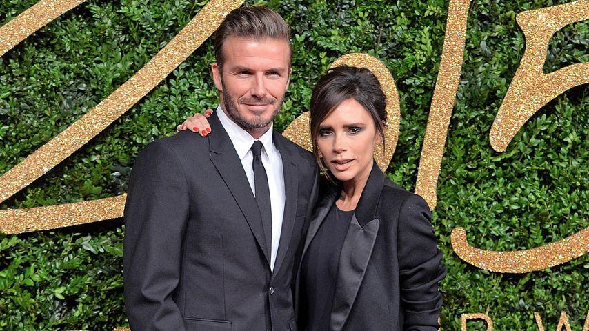 Geheim-Sex: Victoria Beckham musste David inkognito treffen