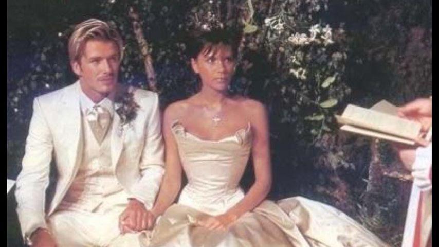 20 Jahre Love: David & Vics süßes Throwback zum Hochzeitstag
