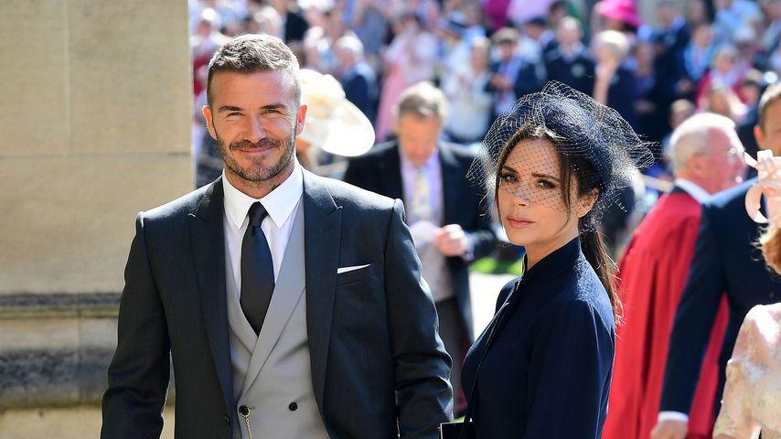 Rotwein & Tequila: Vic Beckham verrät ihr Beauty-Geheimnis!