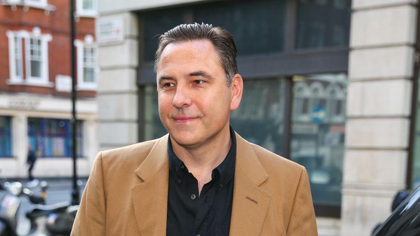 Comedian David Walliams in London
