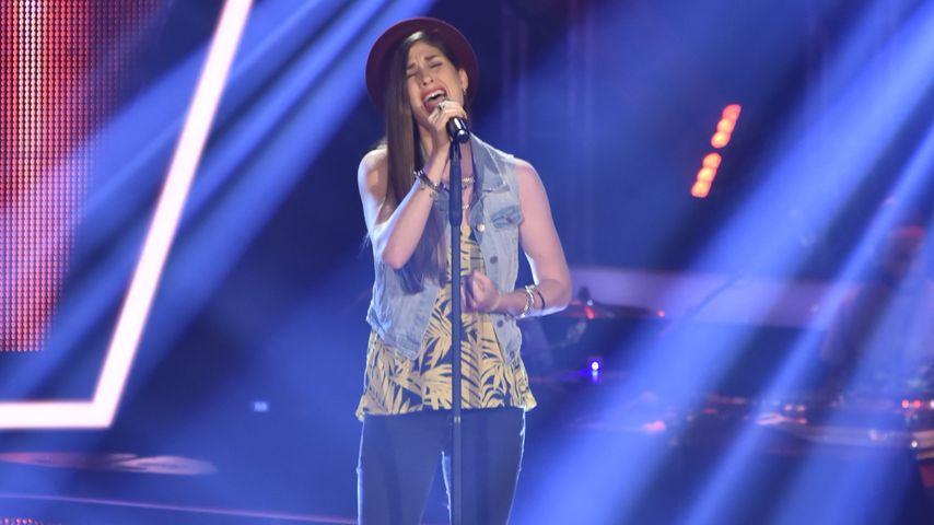 """Stimm-Talent Debby: Früher bei Disney, jetzt bei """"The Voice"""""""