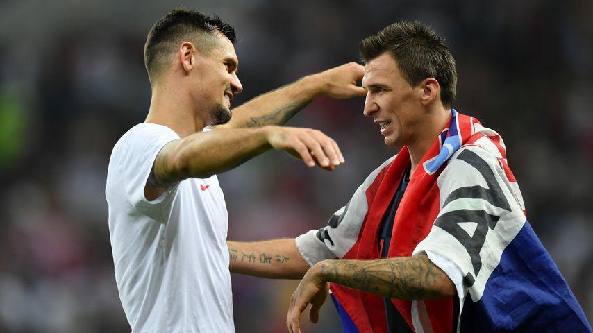 WM-Finale: Zwei Kroatien-Stars sind vor dem Krieg geflüchtet
