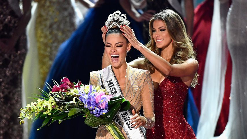 Demi-Leigh Nel-Peters, Miss Universe 2017