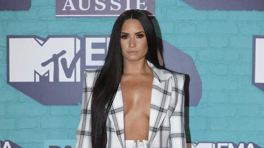 Schlimme Vorfälle: So krass ist Demi Lovatos Vergangenheit