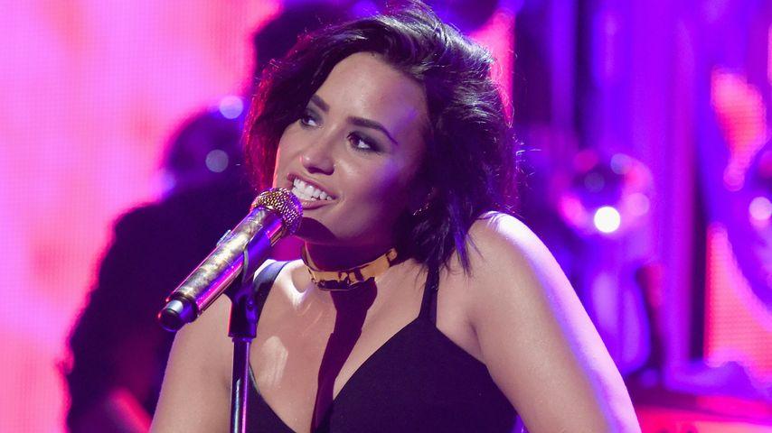 Schlagkräftig: Demi Lovato verpasste Jungen eine Backpfeife