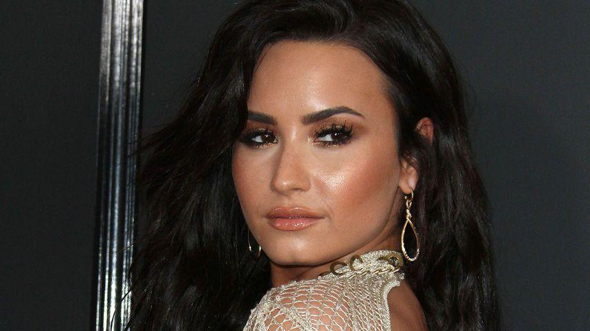 Demi Lovato in Los Angeles, Februar 2017