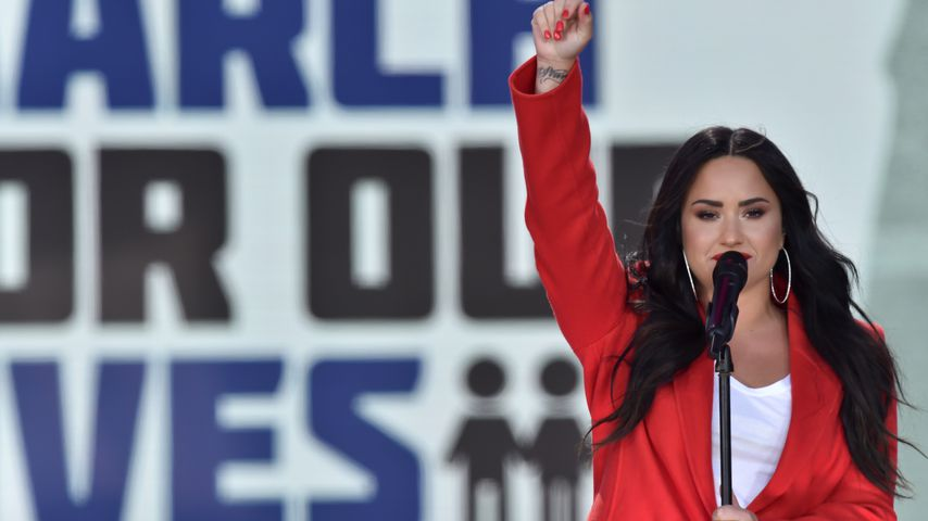 Demi Lovato, März 2018