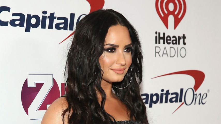Demi Lovato im Dezember 2017