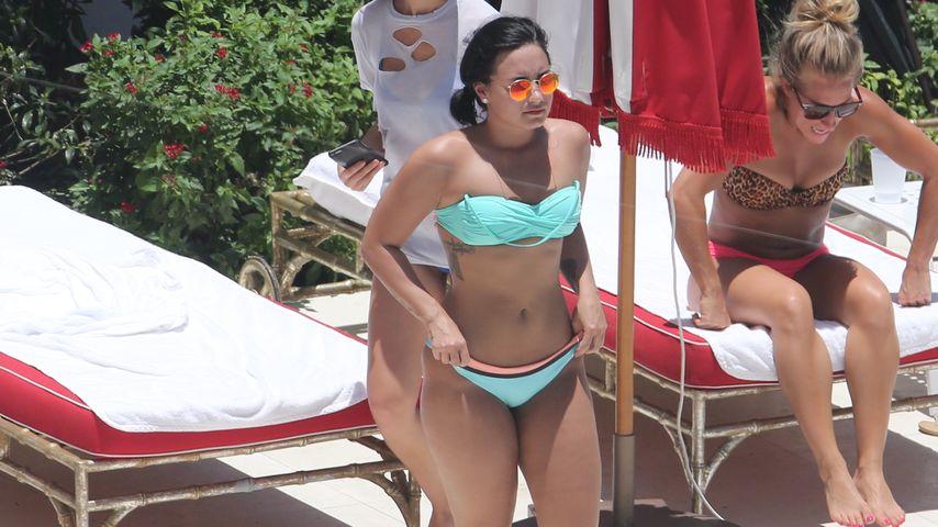 Demi Lovato in Miami