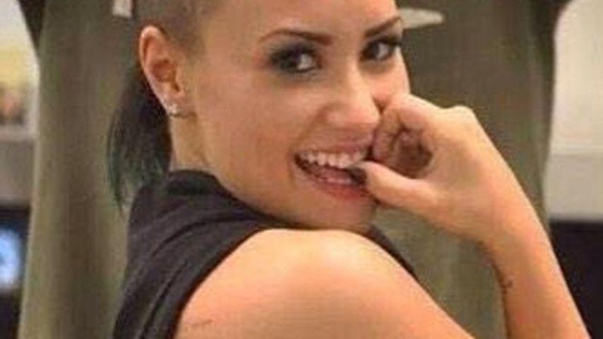 Cool! Demi Lovato ehrt Familie mit neuem Tattoo