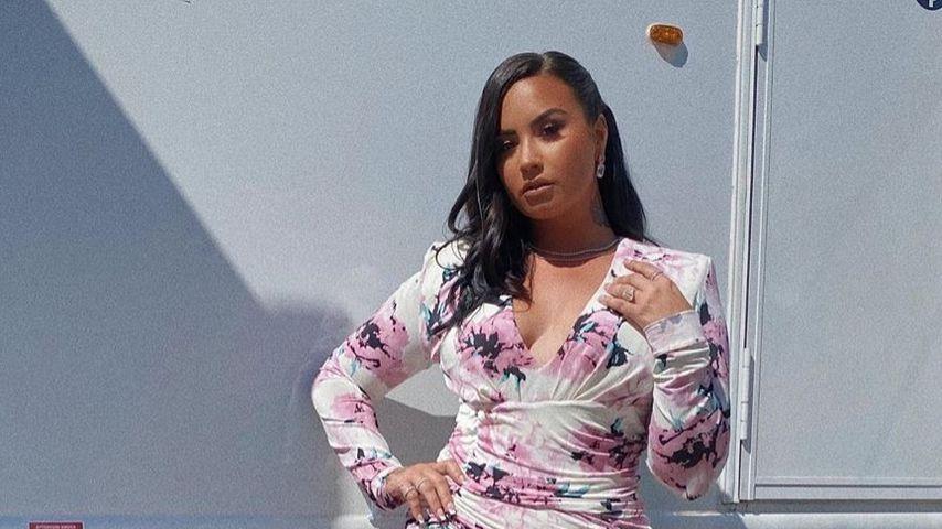Demi Lovato Kurze Haare