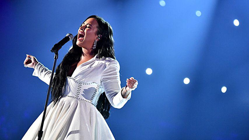 Demi Lovato im Januar 2020