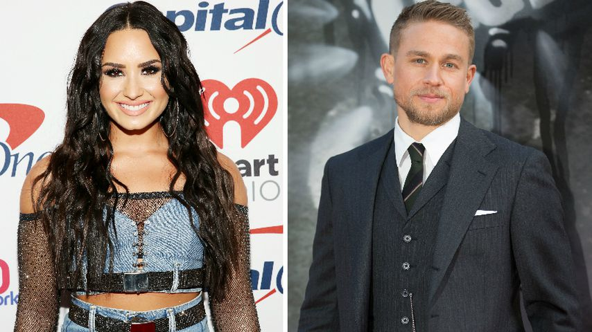 Lunch-Date: Was läuft bei Demi Lovato & Charlie Hunnam?