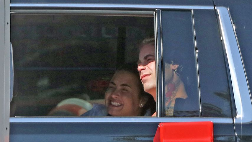 Demi Lovato und Mod Sun in Los Angeles, Oktober 2020