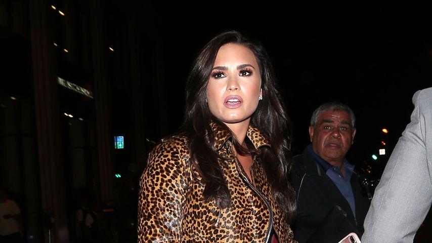 "Demi Lovato vorm Restaurant ""Catch L.A."""
