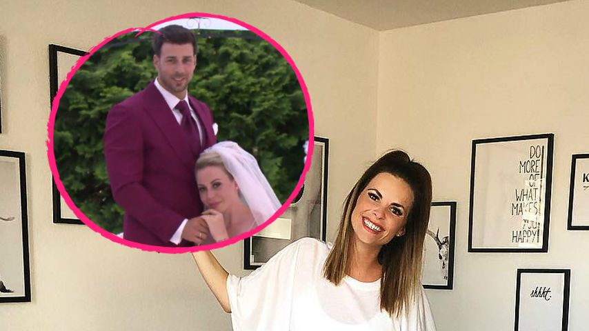 Denise Kappès feiert Leonard Freiers Hochzeitsanzüge!