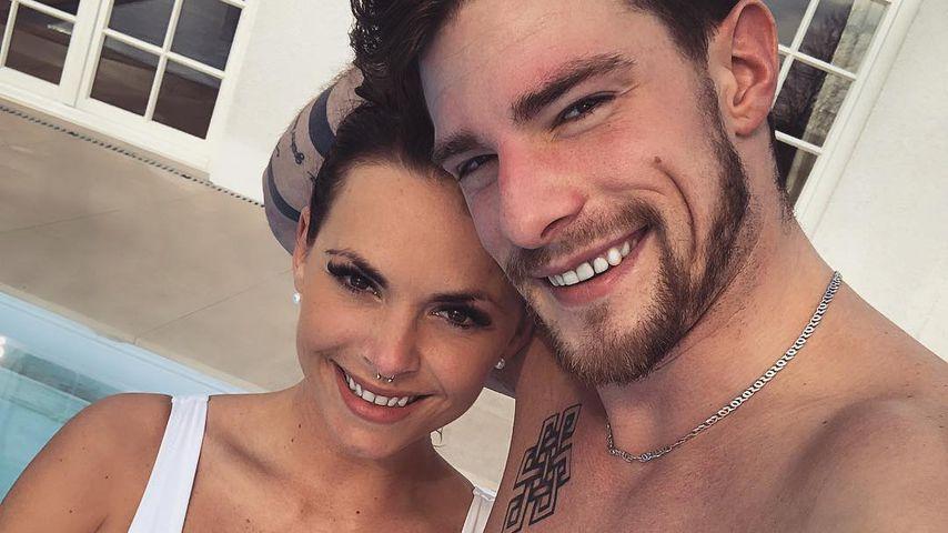Denise Temlitz und Pascal Kappés