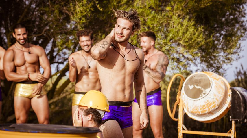 "Dennis Glanz, ""Love Island""-Hottie"