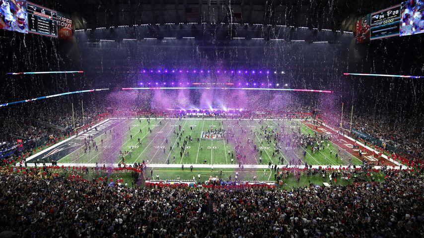 """Der 51. """"Super Bowl"""" in Houston"""
