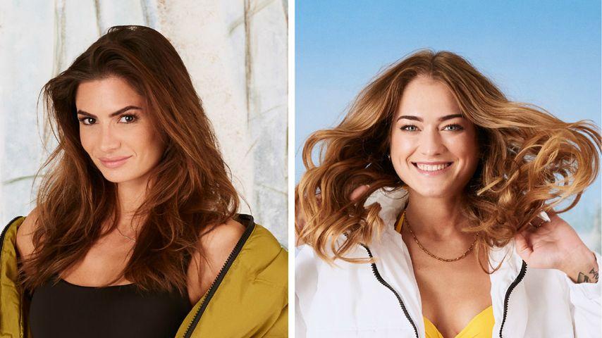 """Collage: """"Der Bachelor""""-Kandidatinnen Michèle und Mimi"""