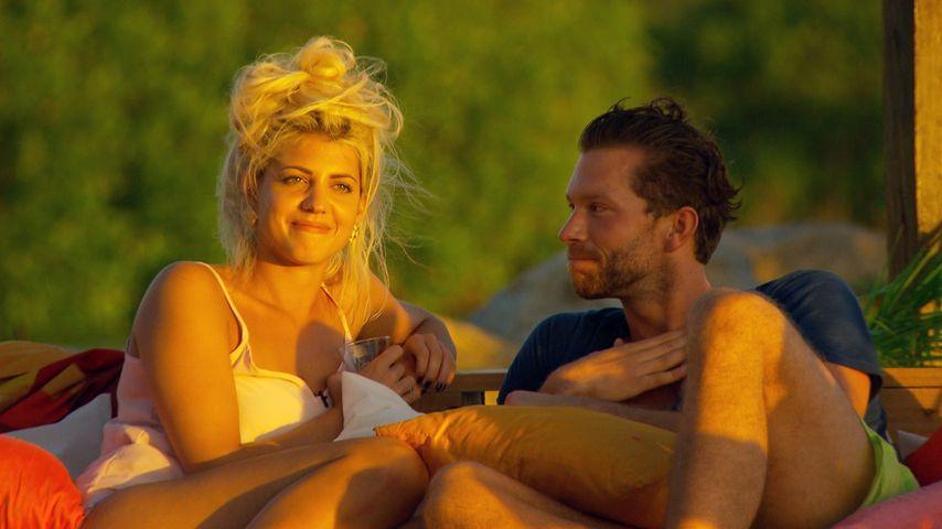 Sarah Nowak und Oliver Sanne