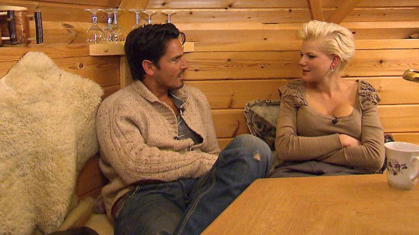 """Jan Kralitschka und Melanie Müller bei """"Der Bachelor 2013"""""""