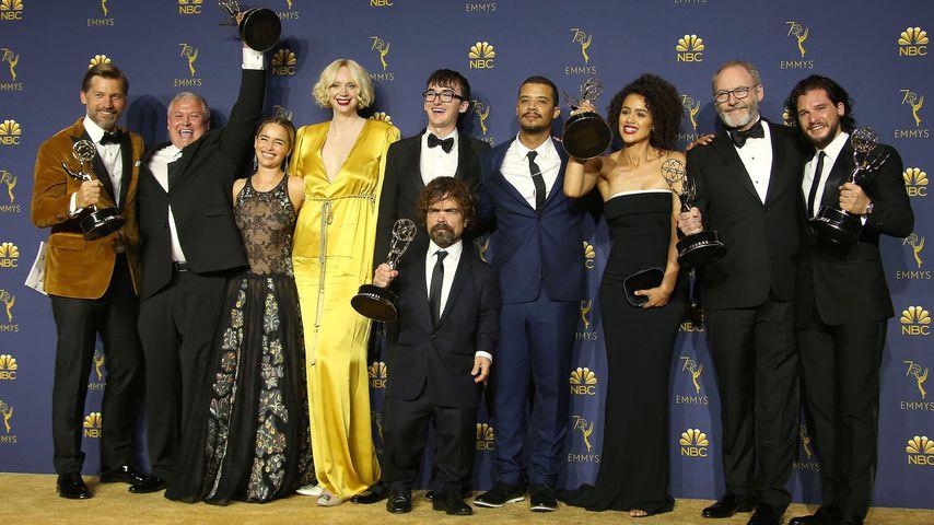 """Der """"Game of Thrones""""-Cast bei den Emmy Awards 2018"""