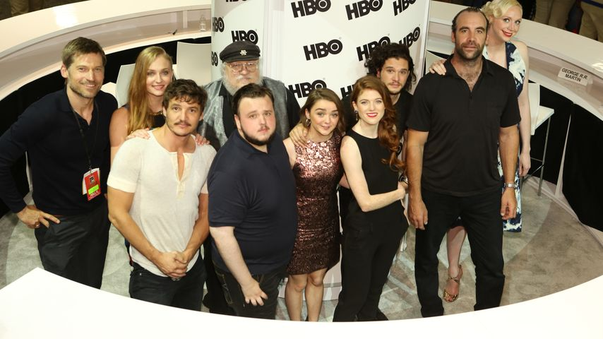 """Game of Thrones"": Was macht ein Getöteter am Serien-Set?"