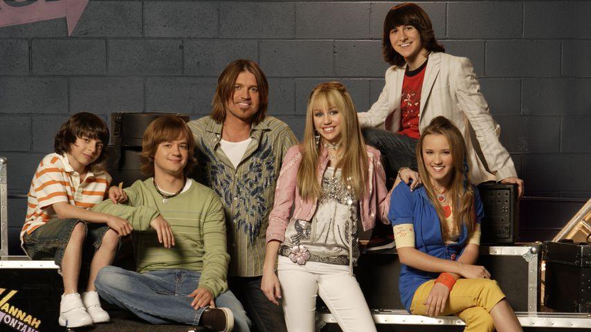 """Der Cast von """"Hannah Montana"""""""