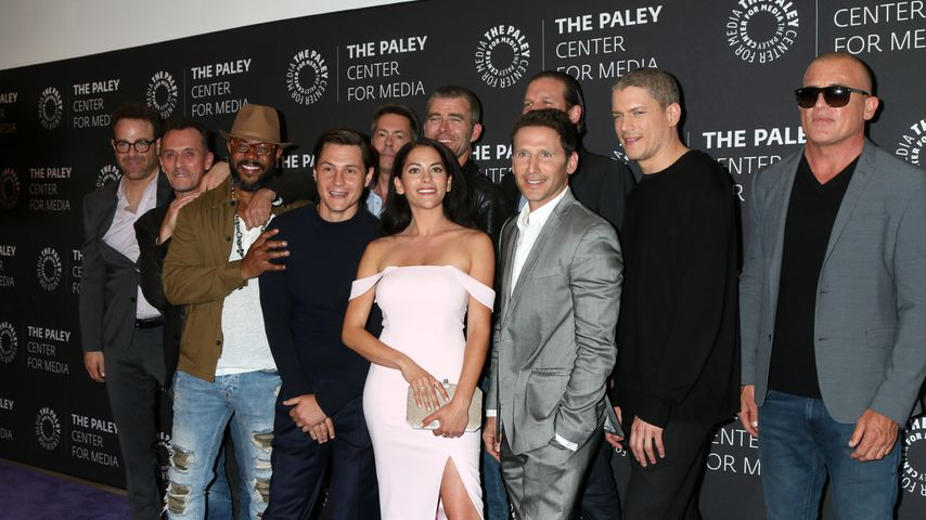 "Baby-Alarm & mehr: Highlights des ""Prison Break""-Screenings"