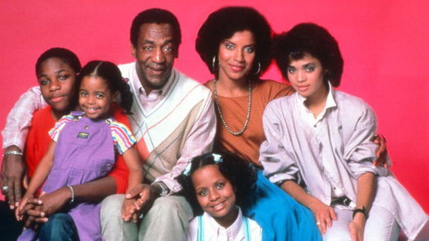 """Der Cast von """"Die Bill Cosby Show"""""""