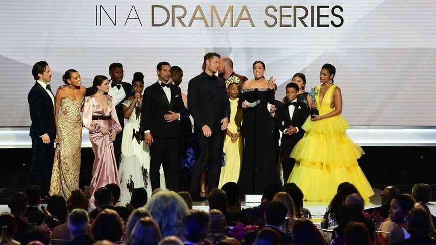 """Der Cast von """"This Is Us"""" bei den SAG Awards"""