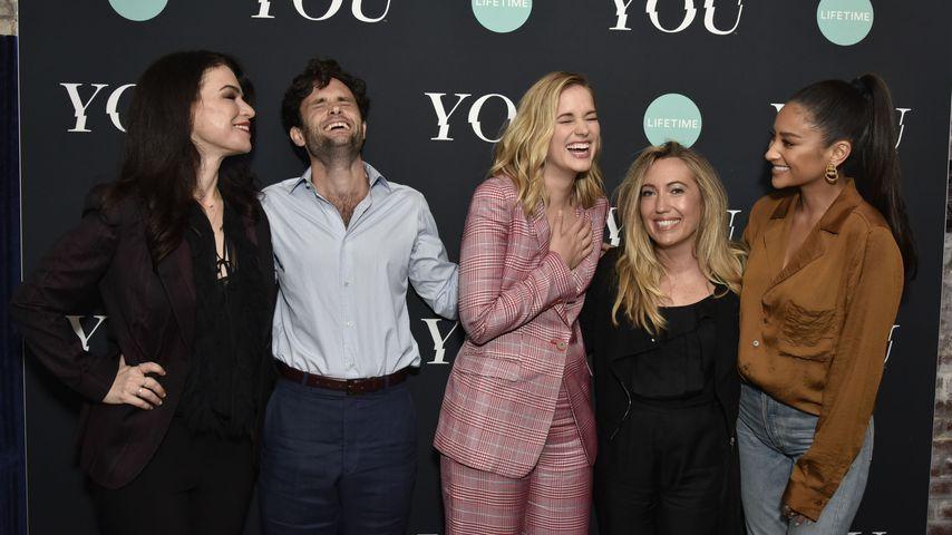 """Staffel zwei: Mini-Trailer verrät neue Besetzungen in """"You"""""""
