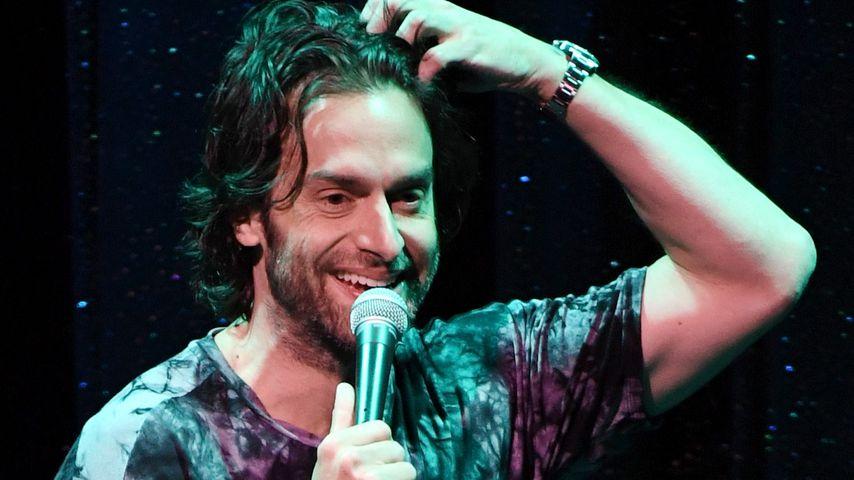 Der Comedian Chris D'Elia im August 2018
