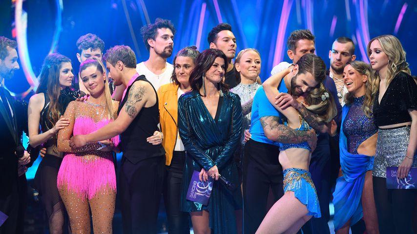 """Der """"Dancing on Ice""""-Cast der dritten Show"""