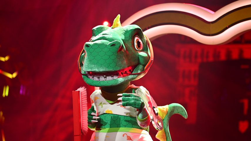"""Finale: Alle Indizien zum """"The Masked Singer""""-Dinosaurier"""