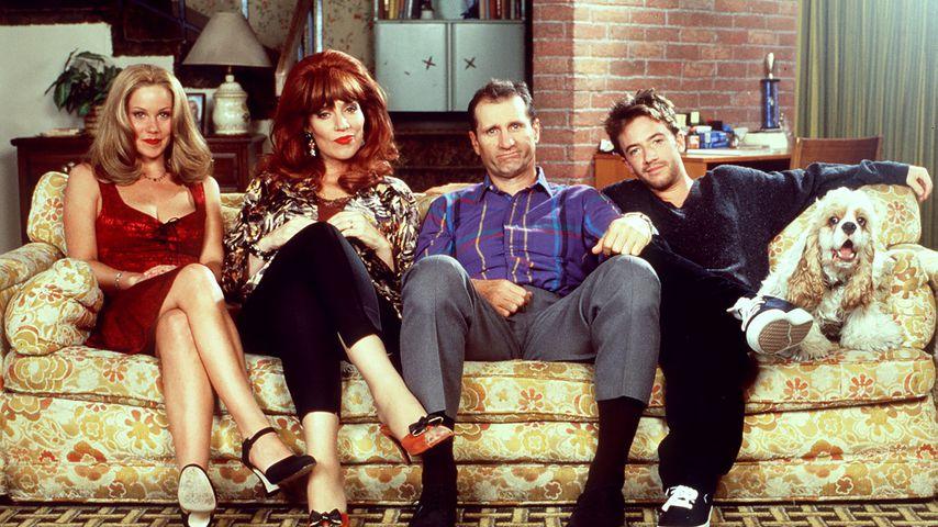 """Der """"Eine schrecklich nette Familie""""-Cast"""