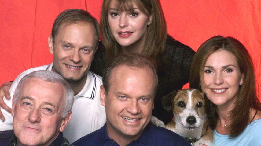 "Der ""Frasier""-Cast, 2002"